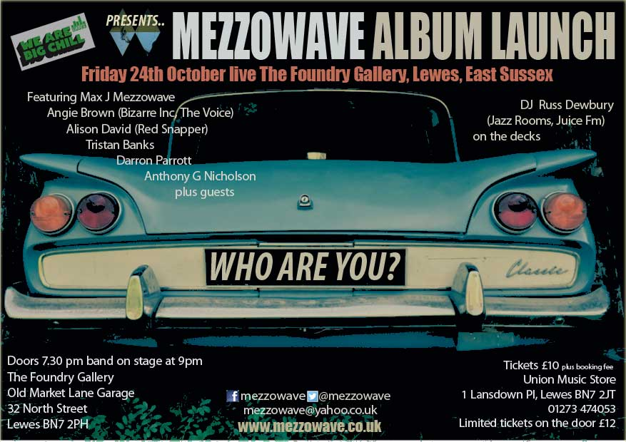Who-are-you-album-launch-flyer